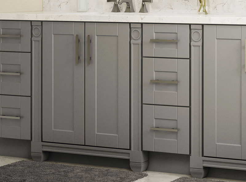 Fillers Products Villa Bath Cabinets By Rsi