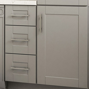 Bathroom base cabinet selection