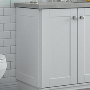 bathroom end panel selection